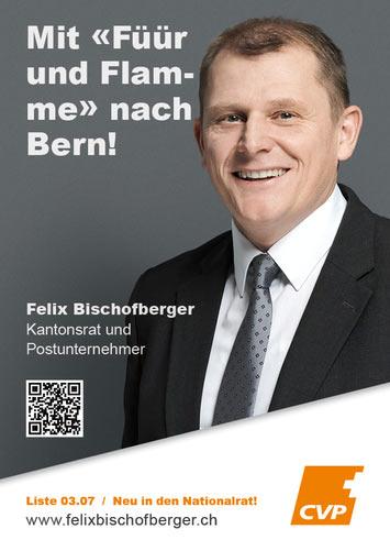 felix-bischofberger-cvp-plakat
